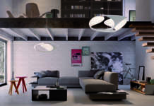 illuminazione salotto