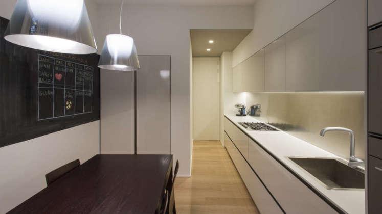 un appartamento