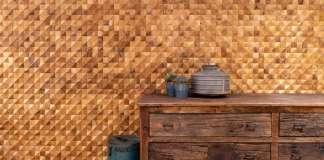 legno a parete