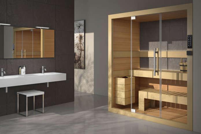 Sauna Bio Level Grandform